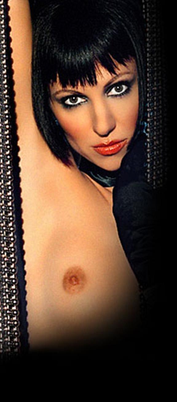 Gibson nude playboy Debbie
